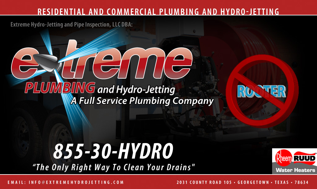 Plumbing and Hydro Jetting